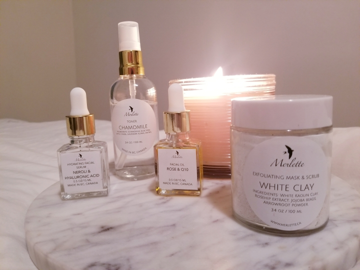 A True Review On Trying Something New-Skin Care WithMerlette