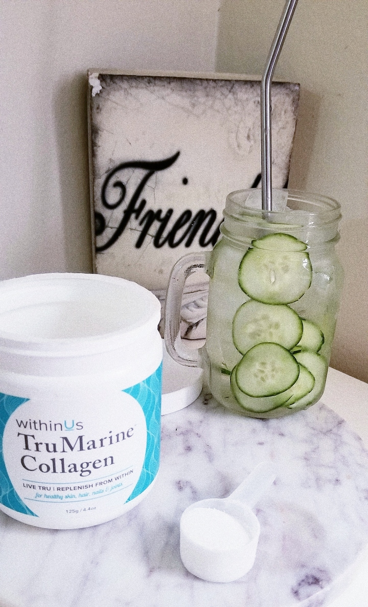 Friday Favourites- WithinUs TruMarine Collagen